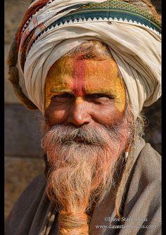 Portrait of a sadhu, Kathmandu, Nepal | Flickr - Photo Sharing!