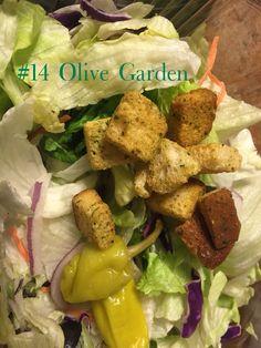 #14 Olive Garden