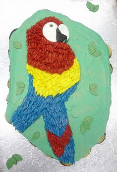 Love the Parrot... Jude's birthday??