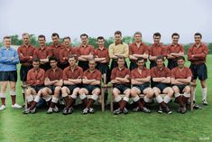 The England World Cup Squad 1958