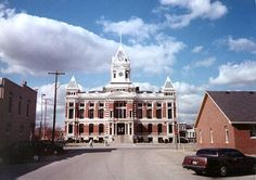 Franklin, IN Johnson County Courthouse