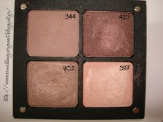 Something Sweet: My Most Used Inglot Quad for Fall: The Sweet Mushroom Palette