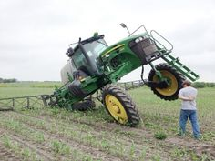 John Deere down  Plant14 John Deere 4730 or 4830 sprayer