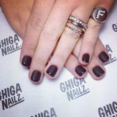 Black&shiny  Artistic colour gloss