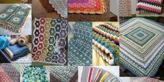 Una bellissima raccolta di copertine per neonato all'uncinetto per tutti i gusti e tutti gli stili. Qui troverete ciò che state cercando, garantito. Crochet Baby, Quilts, Rugs, Afghans, Blankets, Home Decor, Summer, Rook, Crocheting