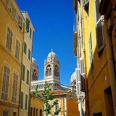 Marseille old town
