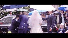 De mooie bruiloft van Kristin & Koen. Ook een mooie trouwclip van jouw dag (same-day-edit)? Ga naar www.beeldkracht.nl/trouwfilms