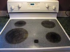 How To Clean A Ceramic Top Stove Step By