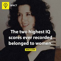 This is proof women are smarter