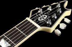 custom guitars | EVH Wolfgang USA Custom Electric Guitar Vintage White | The Music Zoo