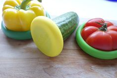 Awesome! I do a lot of cooking and use a lot of fresh ingredients. These are perfect for my peppers, fruits, veggies, everything. I would definitely recommend.