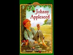 JOHNNY APPLESEED Children's Audio Book Read Aloud, written by Patricia D...