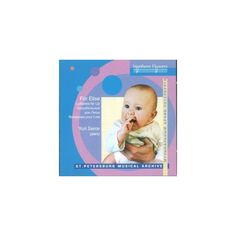 Serov - Lullabies for Liz: Piano Favorites By Beethoven (CD)
