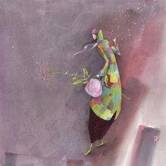 """Gaëlle Boissonnard :  """"Fleur d'hiver"""""""