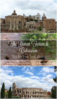 Where to buy tickets, what you can expect to see, and photos from our day touring the Roman Forum and Colosseum.