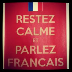 Become fluent in French, the most beautiful language in the world!