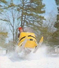 Snow Machine, Snowmobiles, Cool Stuff, Vintage, Vintage Comics