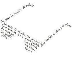 Guillaume Apollinaire, La Colombe Poignardée et le Jet d