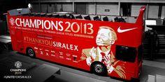 Manchester United Premier League Champions 2012/13
