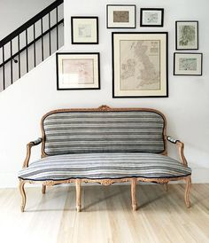 settee. as pretty as it sounds.