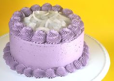 My Cute and Lovable Space♥: Ube Macapuno Cake Recipe Muffin Recipes, Cupcake Recipes, Baking Recipes, Cupcake Cakes, Ube Recipes, Cupcakes, Ube Macapuno Cake Recipe, Filipino Desserts, Filipino Recipes