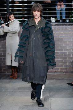 Maison Mihara Yasuhiro | Menswear - Autumn 2017 | Look 34