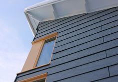 Byggfolio - Cembrit AB - Vibacke förskola Fiber Cement Board, Facade, Stairs, Home Decor, Stairway, Decoration Home, Room Decor, Facades, Staircases