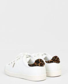 53ef0369767533 Trainers white leopard belt Leopard Belt