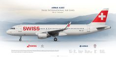 Enjoying The Benefits Of Cheap Airfare Airbus A320, Airfare Deals, Swiss Air, Airline Logo, Airplane Photography, Preschool Projects, Liner, Football Memes, Commercial Aircraft