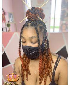 Short Dreadlocks Styles, Short Locs Hairstyles, Dreadlock Styles, Girl Hairstyles, Curly Hair Care, Curly Hair Styles, Natural Hair Tips, Natural Hair Styles, Nattes Twist Outs