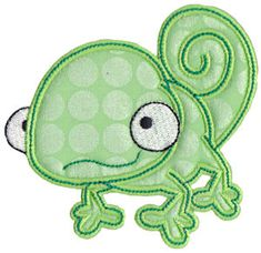 Embroidery   Free Machine Embroidery Designs   Bunnycup Embroidery   Reptiles Applique
