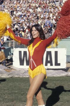 Vintage NFL cheerleader photos