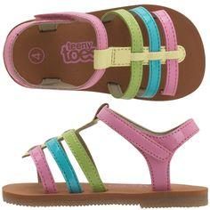 Girls' infant fisherman sandals
