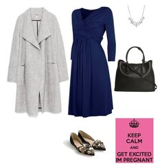 Chic mommy <3 by mademoisellekary on Polyvore featuring polyvore, fashion, style, Zara, Isabella Oliver, J.Crew, Prada and Givenchy