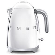 Countertop Blenders Smeg BLF01PBUS Retro Style Cups Tritan BPA Free Jug Steel