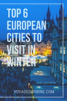 Traveling during the off season like winter is a great time to save money on a travel budget and also get to see different cities during the holidays. Read more about the top European cities to visit this Christmas in this helpful guide. Backpacking Europe, Europe Travel Guide, Winter Travel, Winter Europe, Holiday Travel, Travel Destinations, Top European Destinations, Cool Places To Visit, Morocco