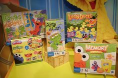 Games to play with little ones - Some new, some old