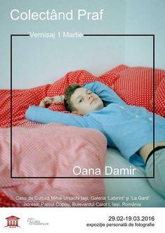 """""""Colectand praf"""" – expozitie de fotografie Oana Damir"""