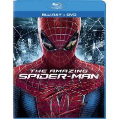 The Amazing Spiderman (DVD): Andrew Garfield, Emma Stone, Denis Leary, Martin Sheen, Sally Field Martin Sheen, Andrew Garfield, Amazing Spiderman, Spiderman Movie, Superhero Movies, Spiderman Marvel, Spiderman 2002, Marvel Comics, Spiderman Poster