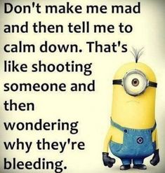 Funny Minion Pictures Below are some very funny minions memes, and funny quotes, i hope you will enjoy them at your best . and why not whatever minions do they always look funny and stupid . So make sure to share the best minions with your friends . Minion Humour, Funny Minion Memes, Minions Quotes, Funny Jokes, Funny School Jokes, Cat Memes, Funny Captions, Funny Comedy, Funny Fails