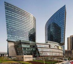 The North Star Development in Beijing by Architects Aedas