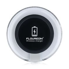 Amazon.com: Floureon Wireless Charger Charging Station for Samsung GALAXY S6/S6 edge Nokia 1520 LG Nexus5 (External Receiver Needed: iphone5/6/6 Plus Galaxy S3/S4/S5/Note2/Note3/Note4): Cell Phones & Accessories