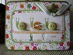 cute Rolodex card