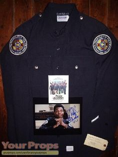 Police Academy Movie, Police Shirts, Comedy Films, Polo Ralph Lauren, Mens Tops, Image
