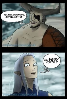 Dragon Age Comic - Worth It. by YukiSamui