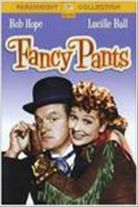 Fancy Pants (1950). Starring: Bob Hope, Lucille Ball and Bruce Cabot
