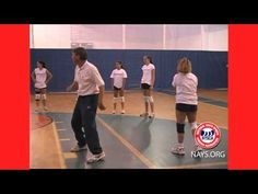 coaching youth volleyball Good examples  - Ends with good coaching advice