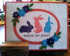 Ears to you Easter Card