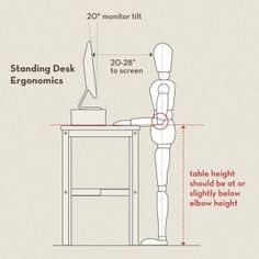 stand up desk?