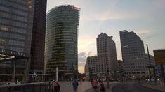 #berlin #potsdamerplatz #manhattanofeurope Potsdamer Platz, Man Projects, Best Youtubers, Budapest, San Francisco Skyline, Rome, New York Skyline, Times Square, Berlin